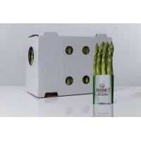 Аспарагус Зелений (5 кг в 1 ящику, 20 шт.)
